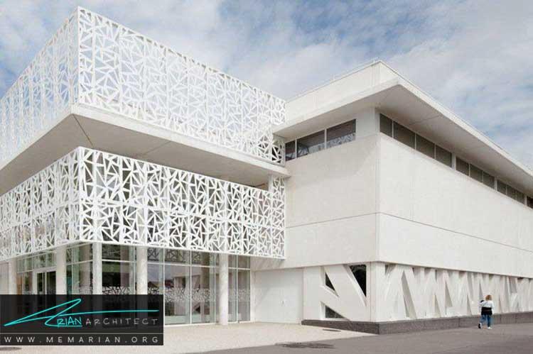 چگونگی بکاگیری تزیینات در معماری مدرن
