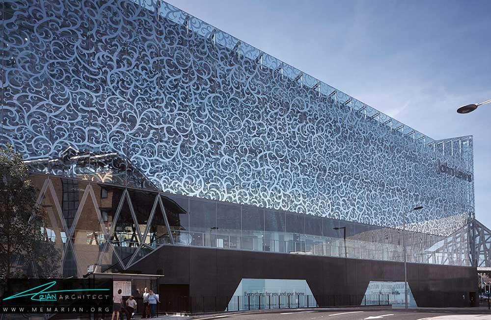 مفهوم تزئینات در معماری مدرن و دیدگاه ها نسبت به آن