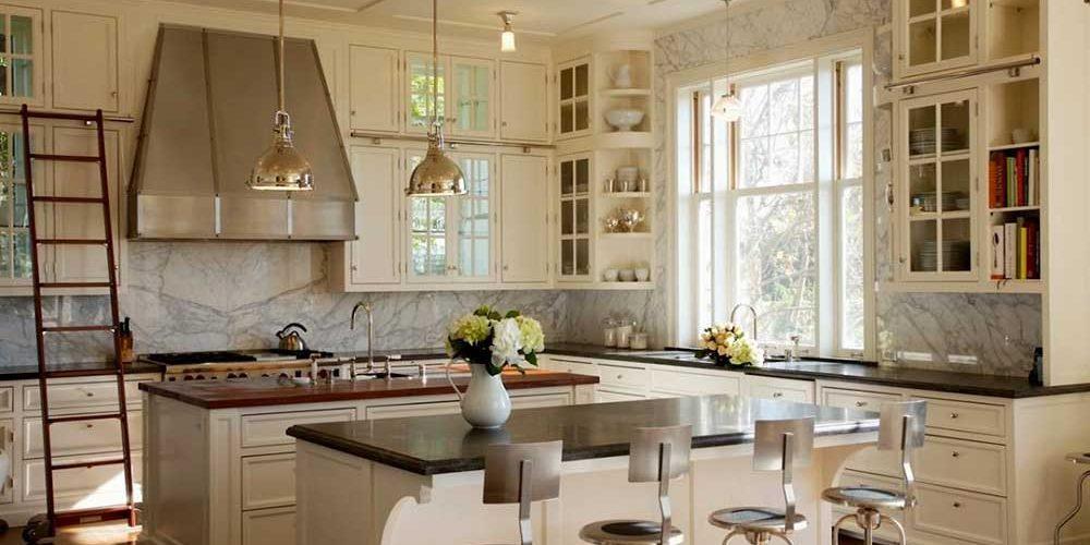 دکوراسیون آشپزخانه مدرن و سنتی