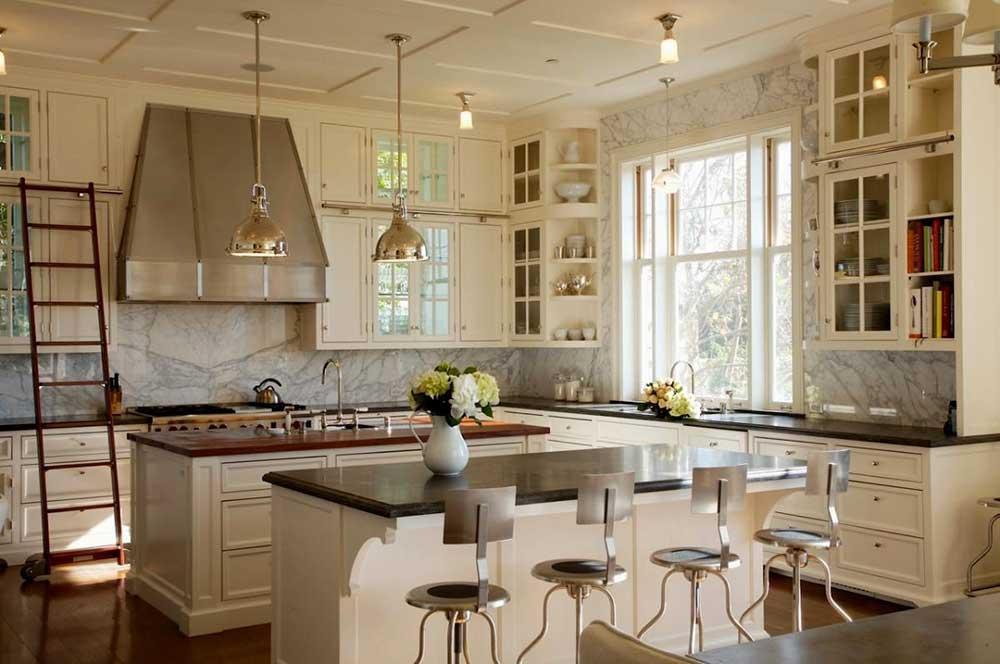 بهترین دکوراسیون آشپزخانه با طراحی مدرن و سنتی