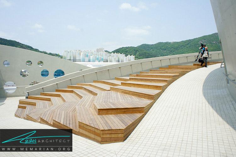 پاویون THEMATIC ، فراتر از یک اثر معماری