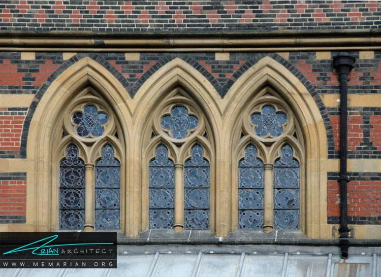 سبک معماری جان راسکین