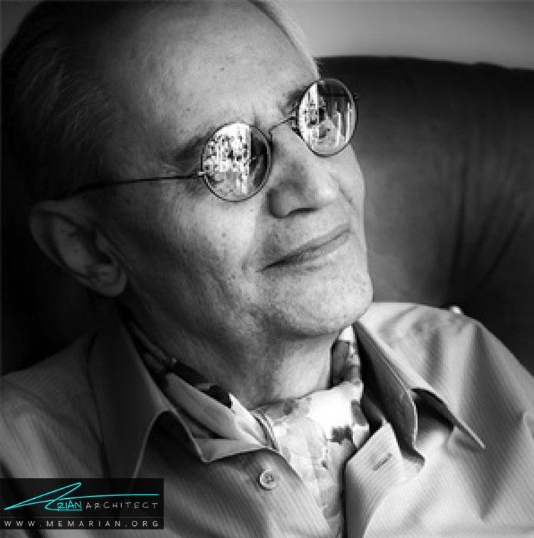 علی اکبر صارمی از بهترین معماران ایرانی