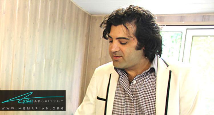 آرتورامید آذری از بهترین معماران ایرانی