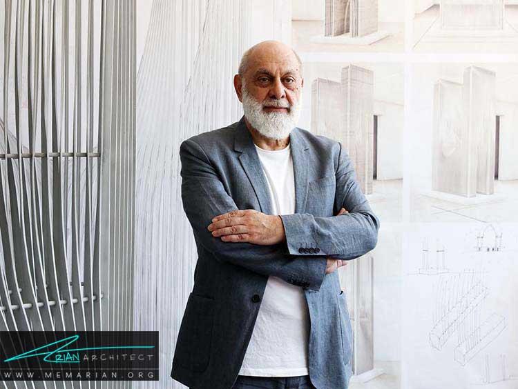 بهرام شیردل از بهترین معماران ایرانی