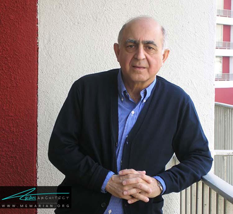 داراب دیبا از بهترین معماران ایرانی