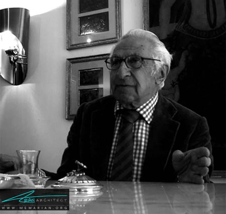 عبدالعزیز فرمانفرمائیان از بهترین معماران ایرانی