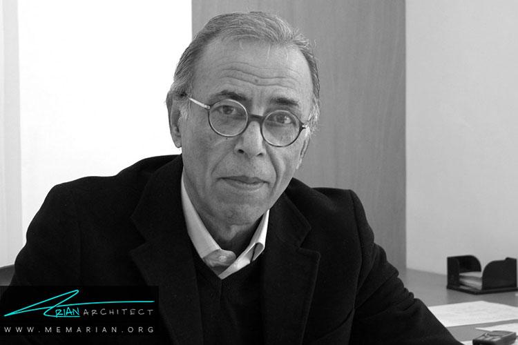 ایرج کلانتری از بهترین معماران ایرانی