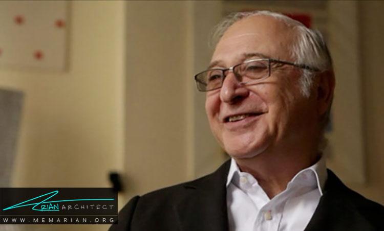 کامران دیبا از بهترین معماران ایرانی