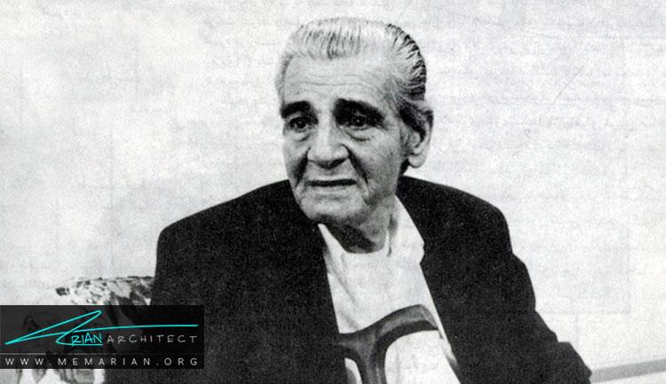 محمد کریم پیر نیا از بهترین معماران ایرانی