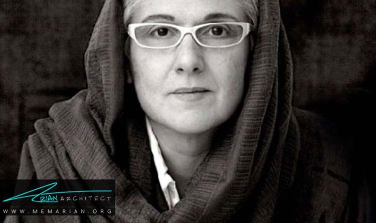 نسرین سراجی از بهترین معماران ایرانی