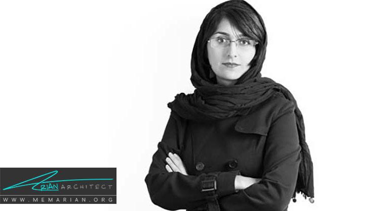 لیلا عراقیان از بهترین معماران ایرانی