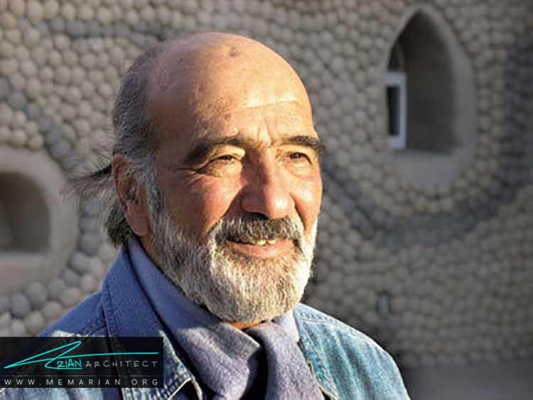 نادر خلیلی از بهترین معماران ایرانی