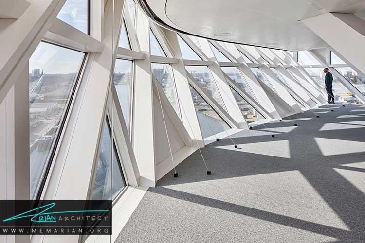 خانه پورت نمونه ای از معماری خارجی