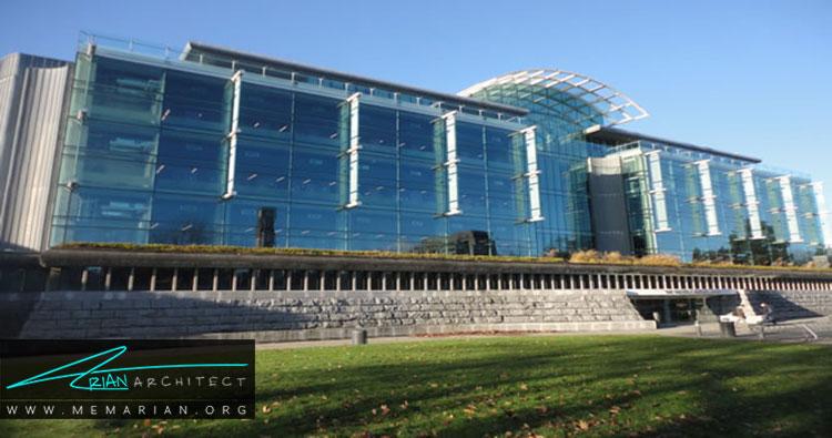 دانشگاه های معماری در جهان