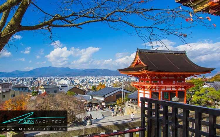 کیوتو از بهترین شهرهای جهان