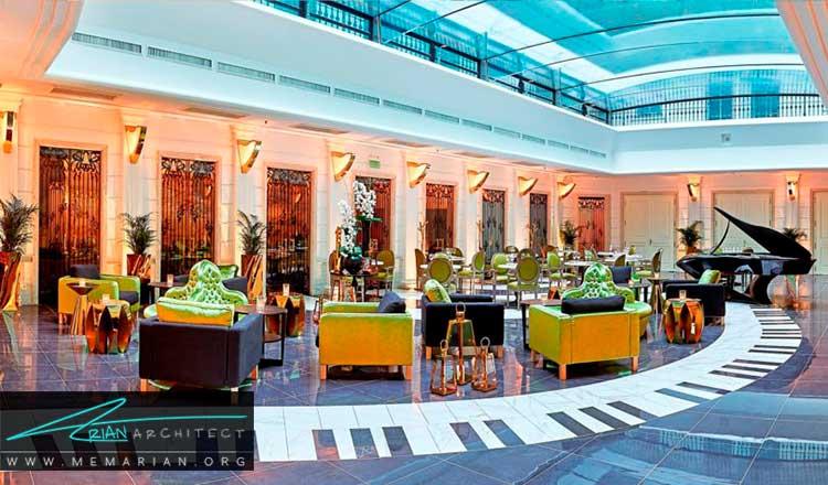 هتل آریا در بوداپست، از بهترین هتل های جهان