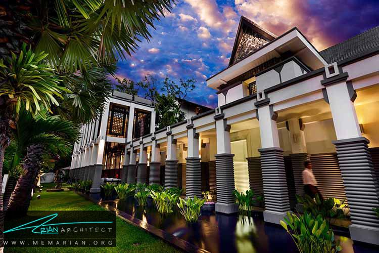 هتل شینتا مانی از بهترین هتل های جهان