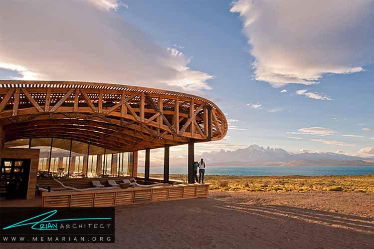 هتل تیررا پاتاگونیا و اسپا از بهترین هتل های جهان