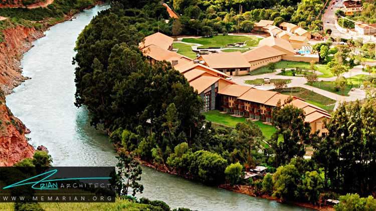 هتل تامبو دل اینکا از بهترین هتل های جهان