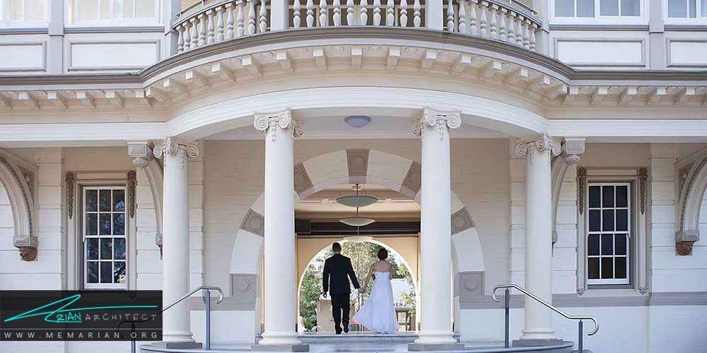 سالن های عروسی مجلل در جهان