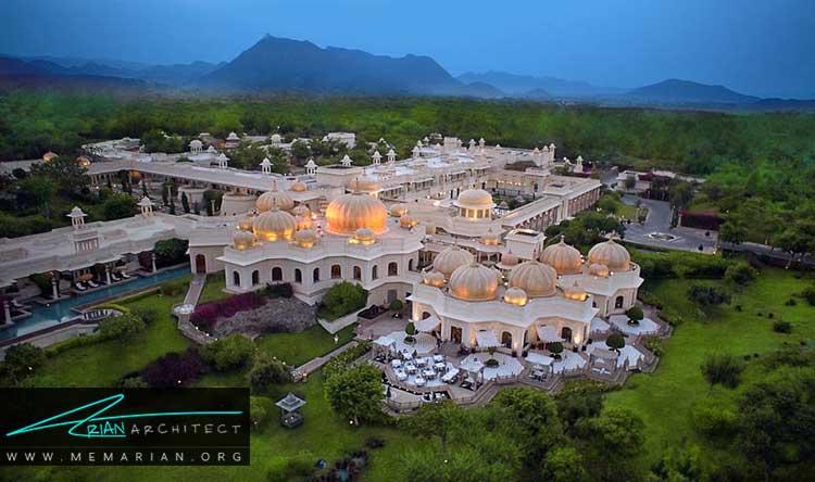 زیباترین تالارهای جهان در هند