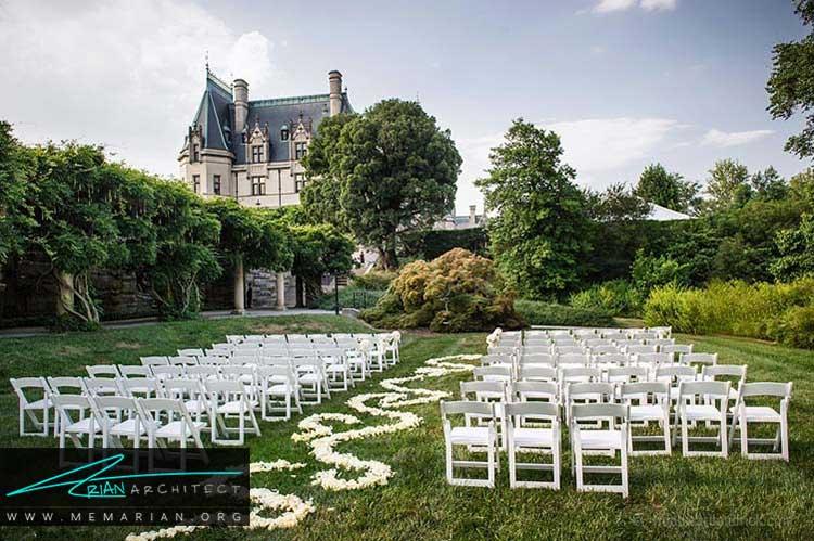 تالارهای عروسی مجلل در دنیا
