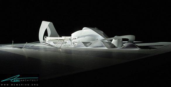 جدیدترین طرح های معماری