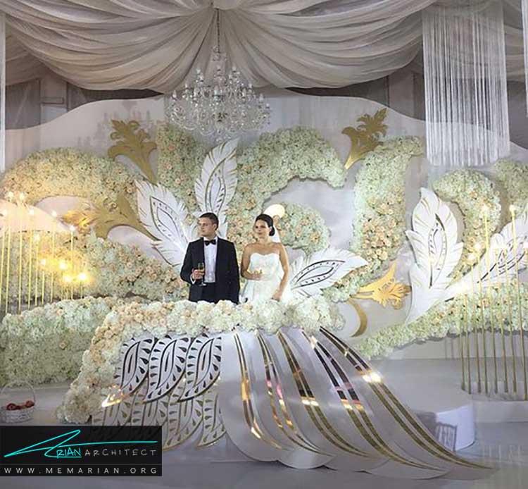 طراحی کلبه ی عروس