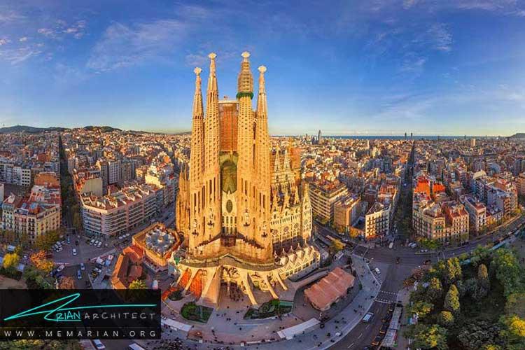 بارسلونا از زیباترین شهرهای جهان