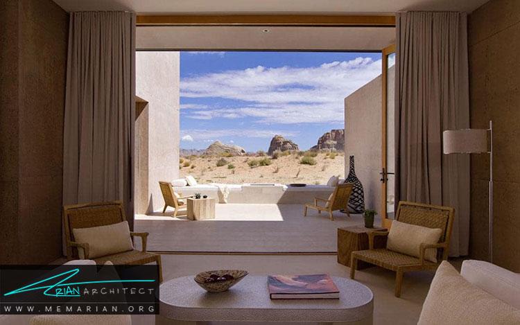 هتل امانگری از بهترین هتل های جهان