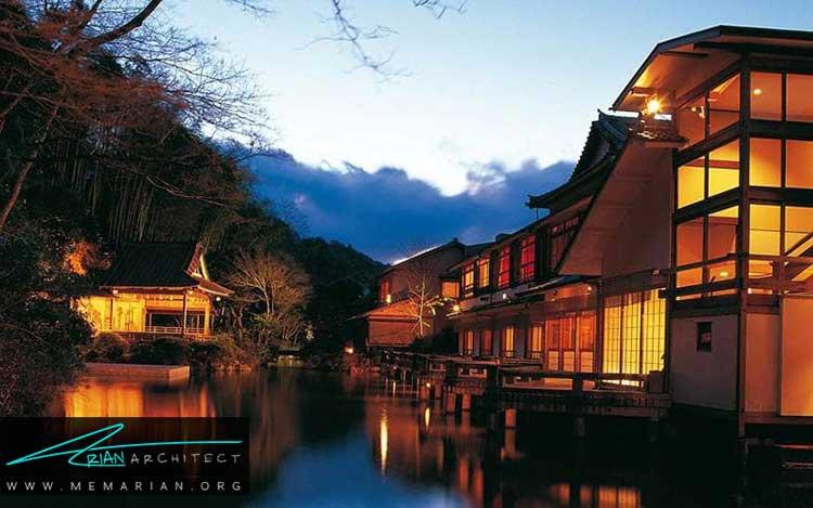 هتل اسابا از بهترین هتل های جهان