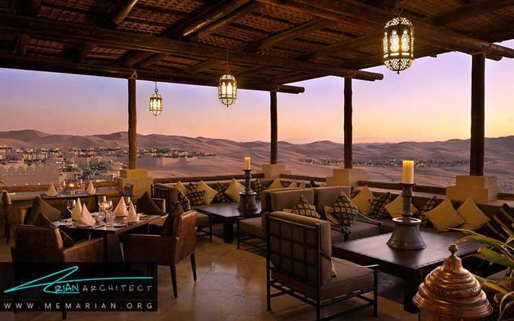 هتل قصر السراب از بهترین هتل های جهان