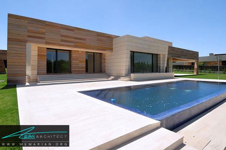 خانه کریستیانو رونالدو در مادرید اسپانیا