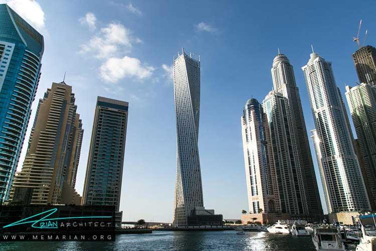 دبی از زیباترین شهرهای جهان