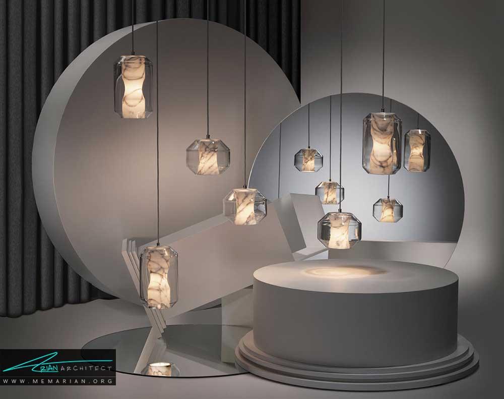 اهمیت نور در دکوراسیون و روشنایی فضاهای داخلی