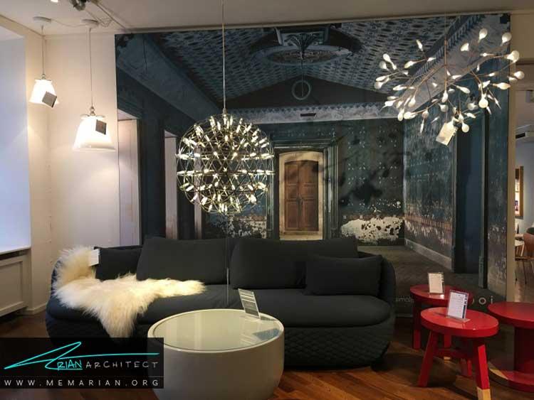 نور در دکوراسیون فضاهای داخلی