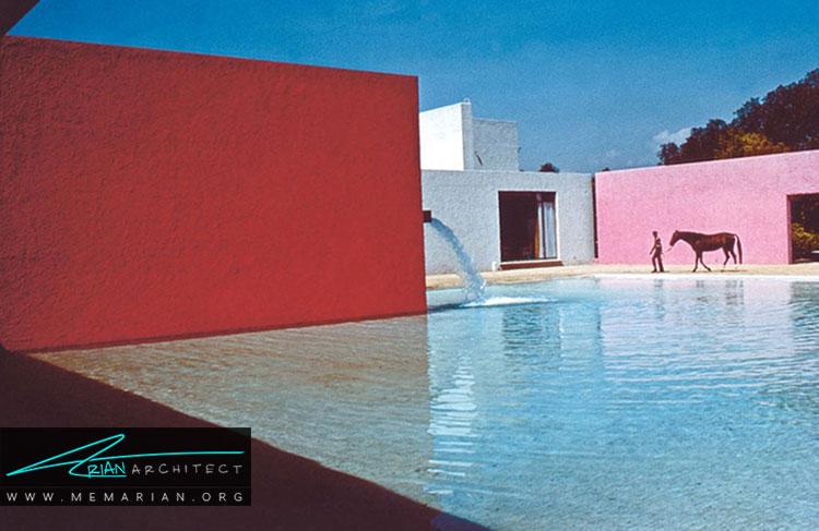 سبک معماری مینیمالیسم لوئیس باراگان