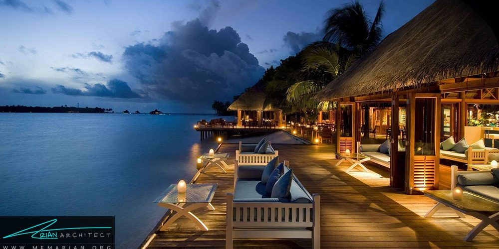 لوکس ترین و بهترین هتل ها در جهان