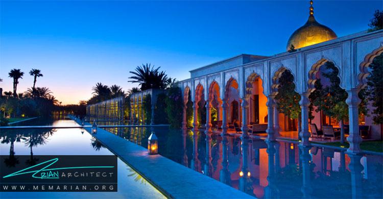 مراکش با زیباترین شهرهای معماری در جهان
