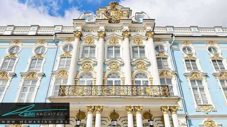 سن پترزبورگ با سبک روکوکو از زیباترین شهرهای جهان