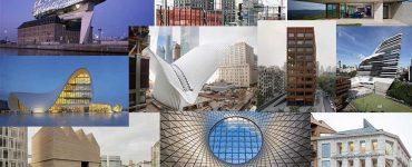 نمونه های برتر معماری خارجی