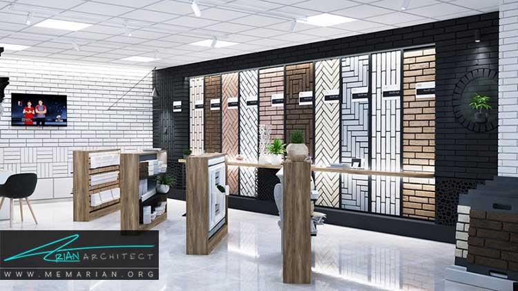 الزامات طراحی بهترین دکوراسیون مغازه