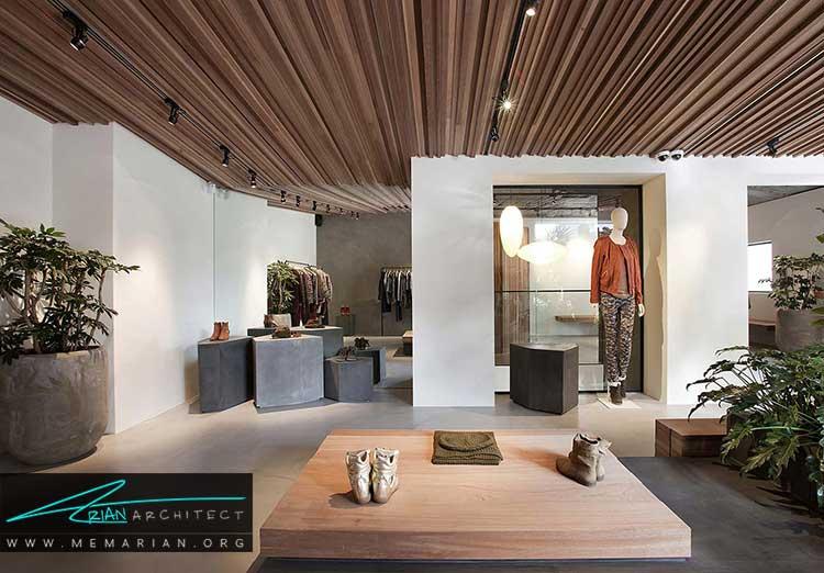 بهترین دکوراسیون مغازه با طراحی های مطلوب