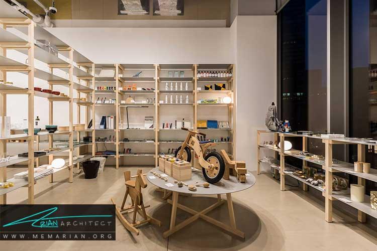 طراحی مغازه با بهترین دکوراسیون