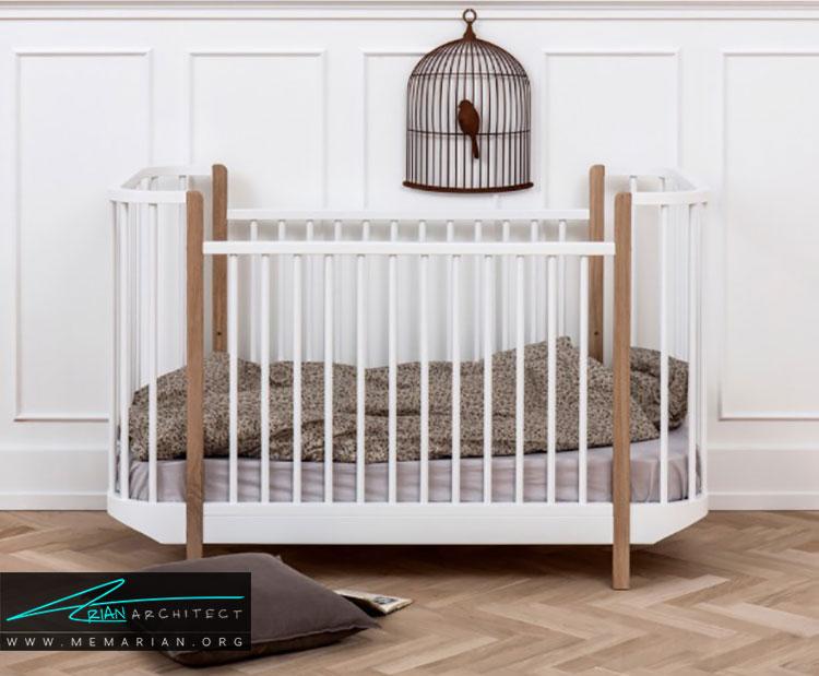 برنامه ریزی برای چیدمان اتاق نوزاد