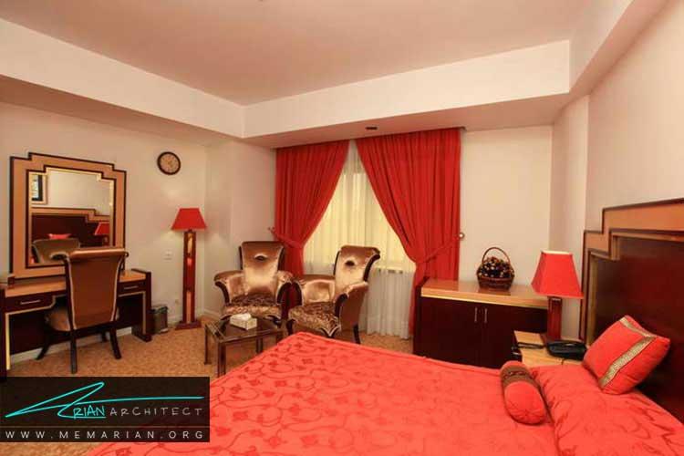 هتل پارس تبریز از بهترین هتل های ایرانی