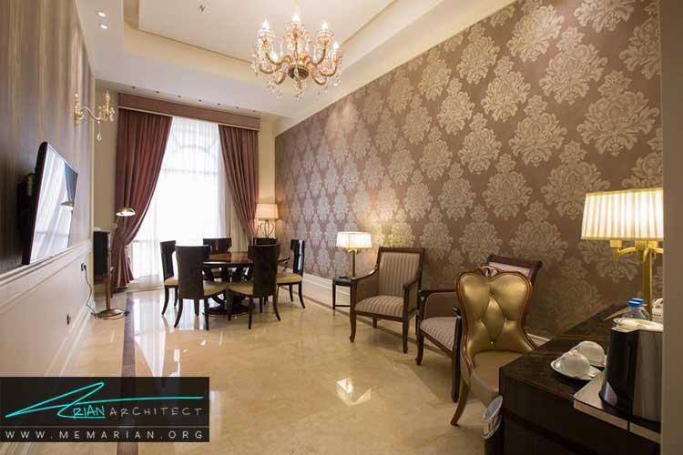 هتل اسپیناس در تهران از بهترین هتل های ایرانی