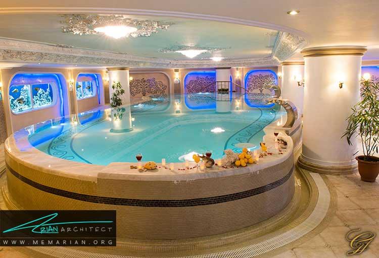 هتل قصر طلایی از بهترین هتل های ایرانی