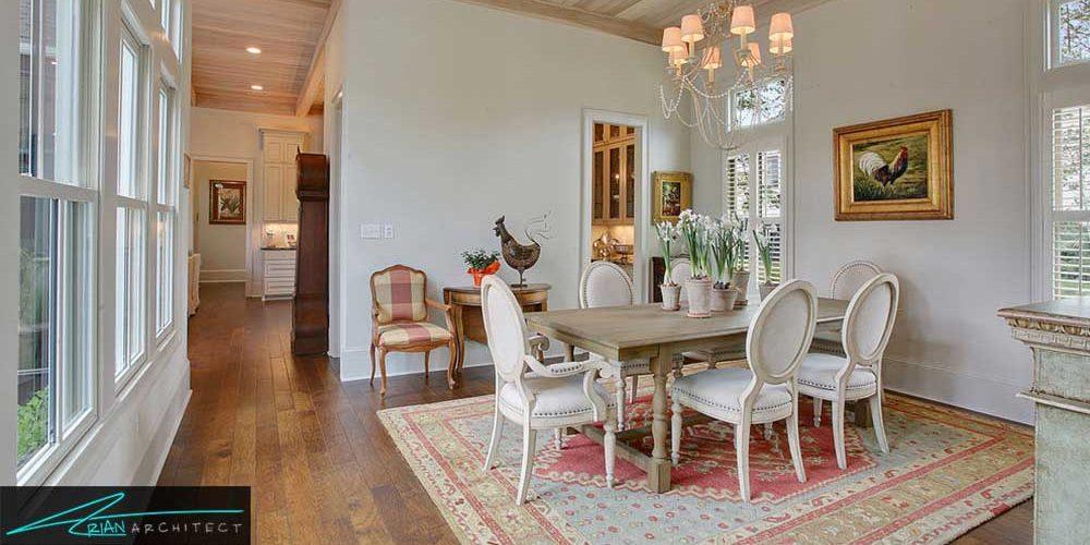 دکوراسیون و تزیین خانه با فرش های عتیقه